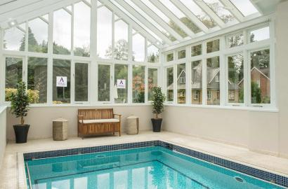 Audley Club at Willicombe - Swimming Pool